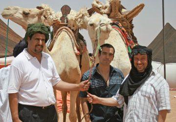 Mundo Mejor, Sahara desert, 2018