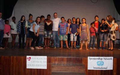 Associação Central Da Solidariedade, Brazil 2017