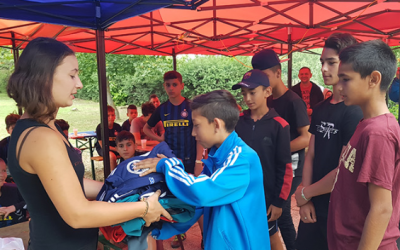 Football Summer Camp, Hungary 2018
