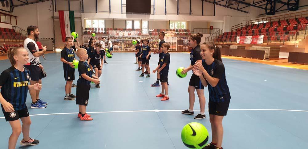Football Summer Camp, Hungary, 2019