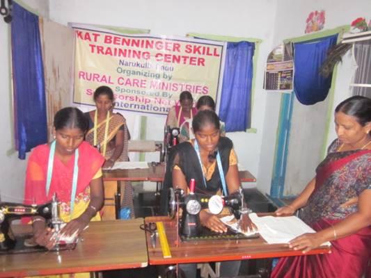 'Rural Care Ministries' India 2019